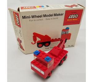 LEGO Tow Truck Kit Set 361-3