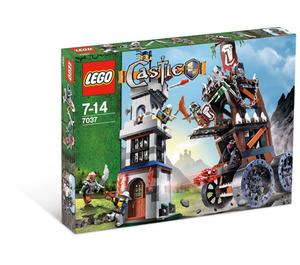 LEGO Tower Raid Set 7037 Packaging