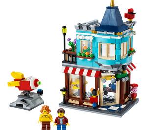 LEGO Townhouse Toy Store Set 31105