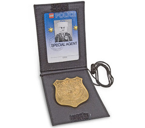 LEGO Toy Police Badge (851625)