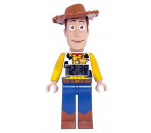 LEGO Toy Story Woody Minifigure Clock (9002731)