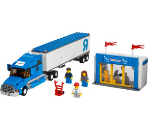 LEGO Toys R Us City Truck Set 7848