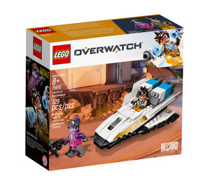 LEGO Tracer vs. Widowmaker Set 75970 Packaging