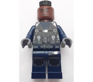 LEGO Tracker Minifigure