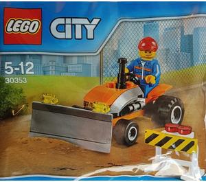 LEGO Tractor Set 30353
