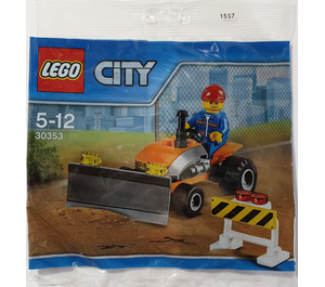 LEGO Tractor Set 30353 Packaging