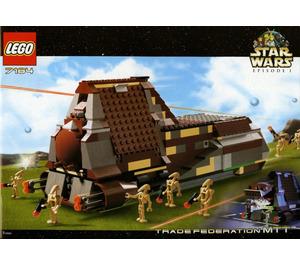 LEGO Trade Federation MTT 7184