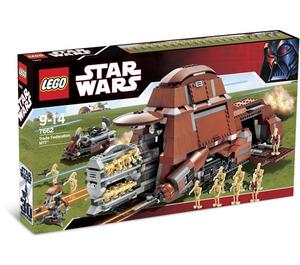LEGO Trade Federation MTT Set 7662 Packaging