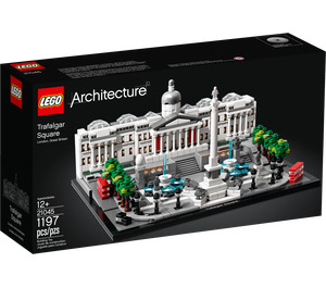 LEGO Trafalgar Square Set 21045 Packaging