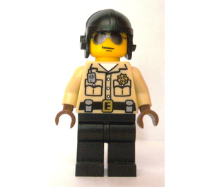 LEGO Traffic Cop Minifigure