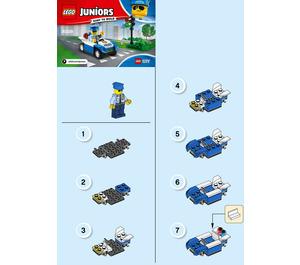 LEGO Traffic Light Patrol Set 30339 Instructions