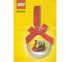 LEGO Train Holiday Ornament (853810)