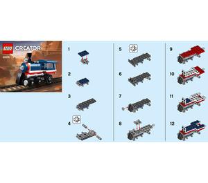 LEGO Train Set 30575 Instructions
