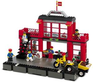 LEGO Train Station Set 4556