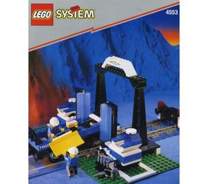 LEGO Train Wash Set 4553