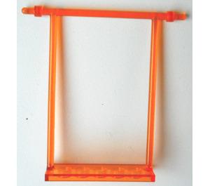 LEGO Transparent Orange Belville Swing (6199)
