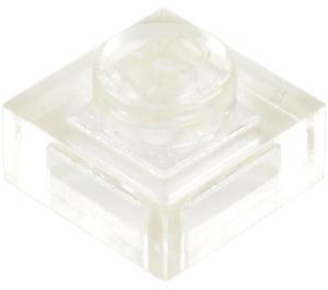 LEGO Transparent Plate 1 x 1 (3024 / 28554)