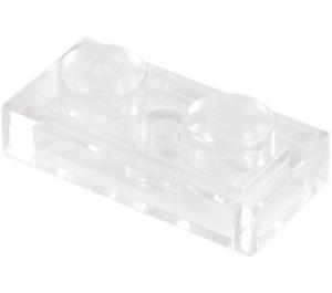 LEGO Transparent Plate 1 x 2 (3023 / 6225 / 28653)