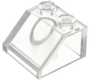 LEGO Transparent Slope 2 x 2 (45°) (3039 / 35277)