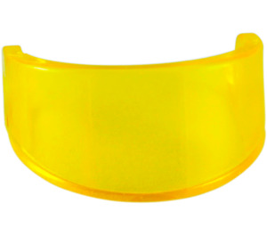 LEGO Minifig Helmet Visor (2447 / 35334 / 88407)