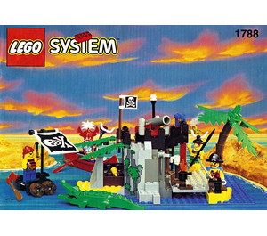 LEGO Treasure Chest Set 1788
