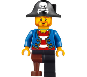 LEGO Treasure Hunt Pirate Minifigure