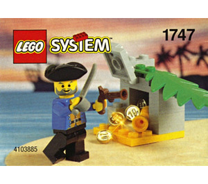 LEGO Treasure Surprise Set 1747
