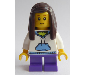 LEGO Treehouse Adventures Girl Minifigure
