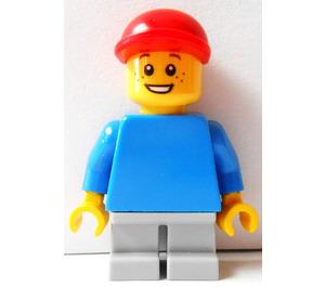 LEGO Treehouse Boy Minifigure
