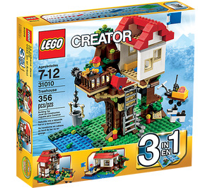 LEGO Treehouse Set 31010 Packaging