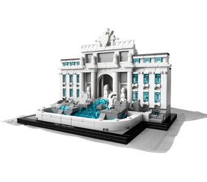 LEGO Trevi Fountain Set 21020