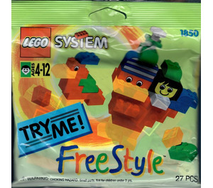 LEGO Trial Size Bag Set 1850