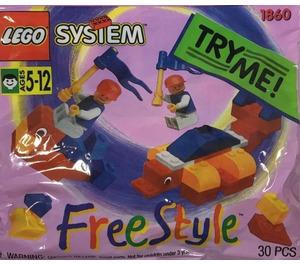LEGO Trial Size Bag Set 1860