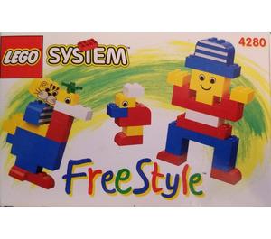 LEGO Trial Size  Set 4280