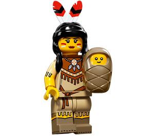 LEGO Tribal Woman Set 71011-5