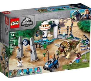 LEGO Triceratops Rampage Set 75937 Packaging