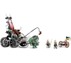 LEGO Troll Assault Wagon Set 7038