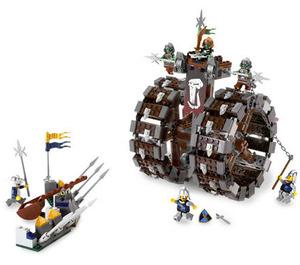 LEGO Troll Battle Wheel Set 7041