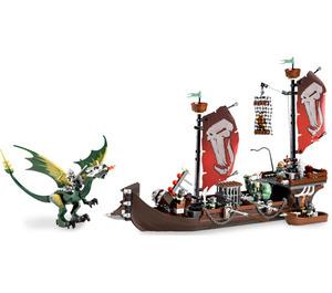 LEGO Troll Warship Set 7048