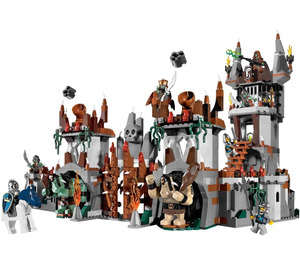 LEGO Trolls' Mountain Fortress Set 7097