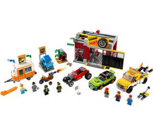 LEGO Tuning Workshop Set 60258