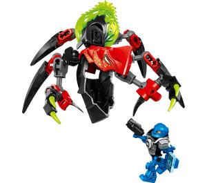 LEGO TUNNELER Beast vs. SURGE Set 44024