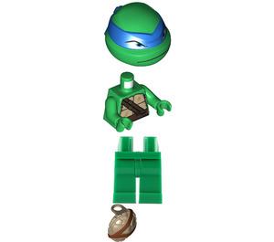 LEGO Turtle Lair Leonardo Minifigure