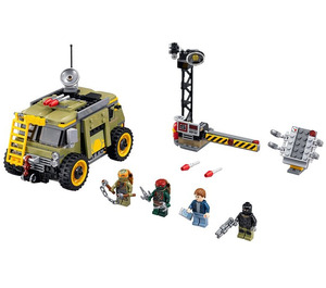 LEGO Turtle Van Takedown Set 79115