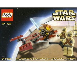 LEGO Tusken Raider Encounter Set 7113