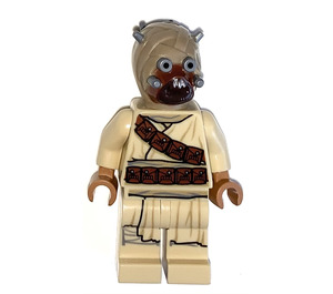 LEGO Tusken Raider with Head Spikes and Diagonal Belt Minifigure