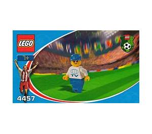 LEGO TV Cameraman Set 4457