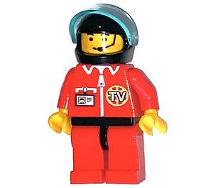 LEGO TV Chopper Pilot Minifigure