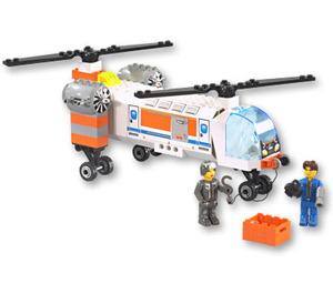 LEGO Twin Rotor Cargo Set 4618