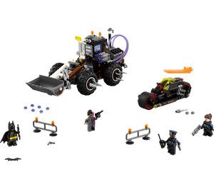 LEGO Two-Face Double Demolition Set 70915